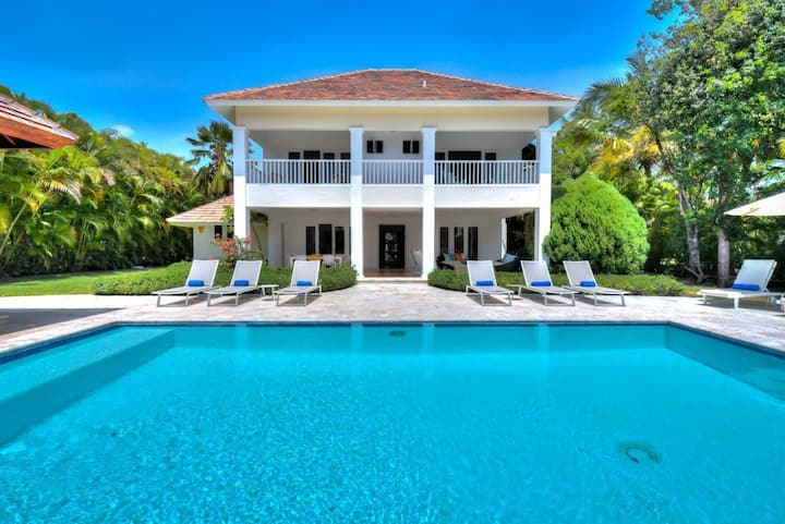 Villa en Punta Cana Resorts