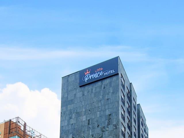 little prince hotel(803호) 군산 새만금의 콘도형 호텔 (31평형)