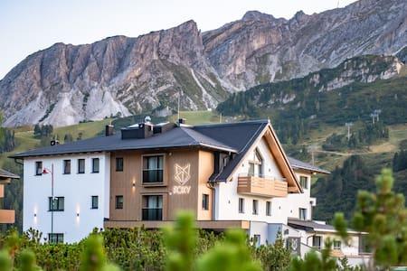 Neu in Obertauern: Apartment 25 m² für 2 Personen