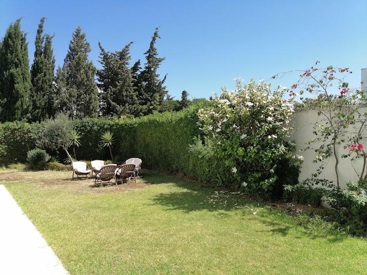 Maison familiale à Carthage