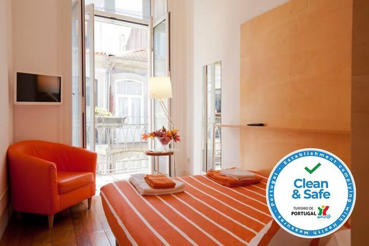 Cozy Single Room Porto Lounge - City centre