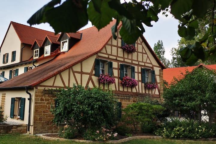 Zimmer mit Geschichte (1) - Pension Stützenmühle