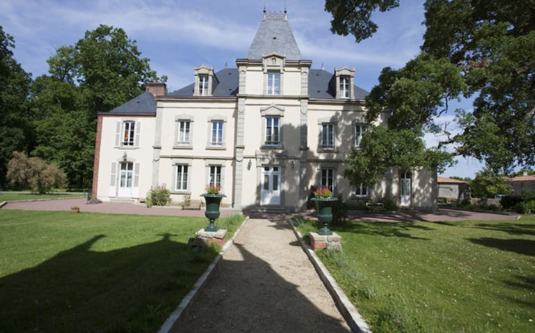 CHATEAU HOTEL DE LA RICHERIE