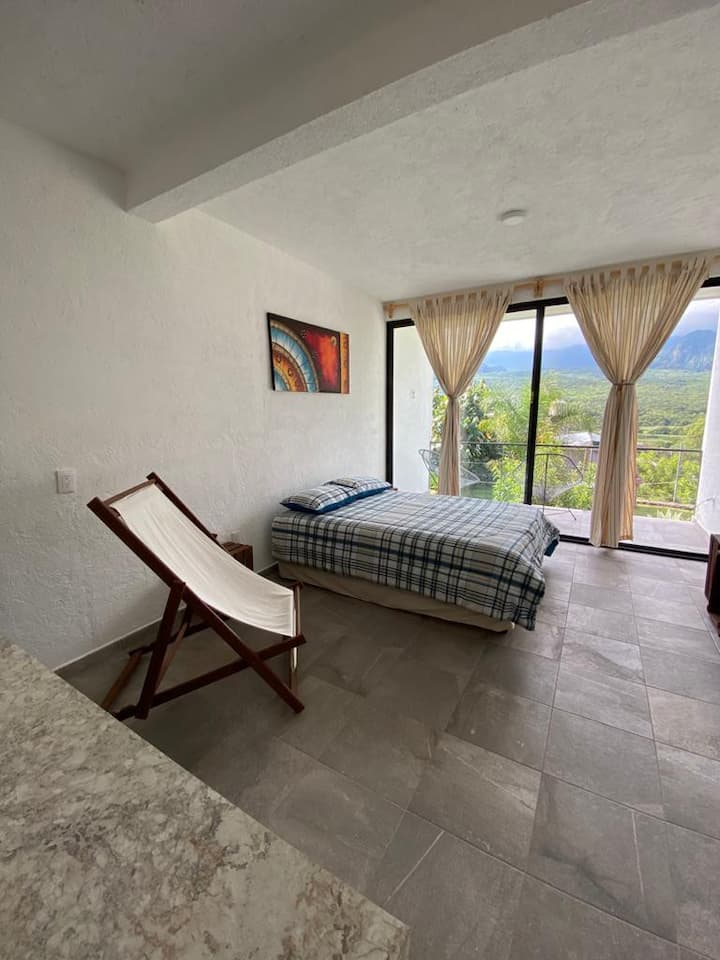 Ananda, habitación Tucán.