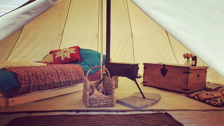 The Tipi at Foxworthy