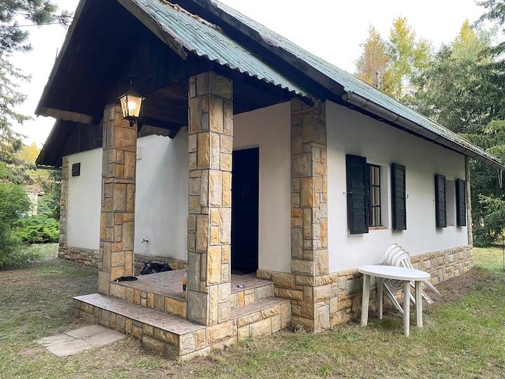Domek caloroczny w Borach Tucholskich