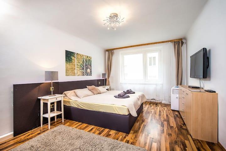 Gemütliche Wohnung am Stephansplatz
