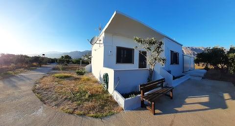 Frangokastello House - 150 m to the beach