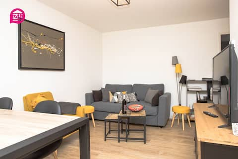 ☀Appartement T3 by iZiLi ☀6pers★Futuroscope★