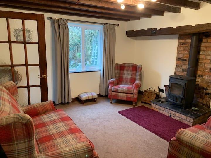 Spacious Cottage in Eyton