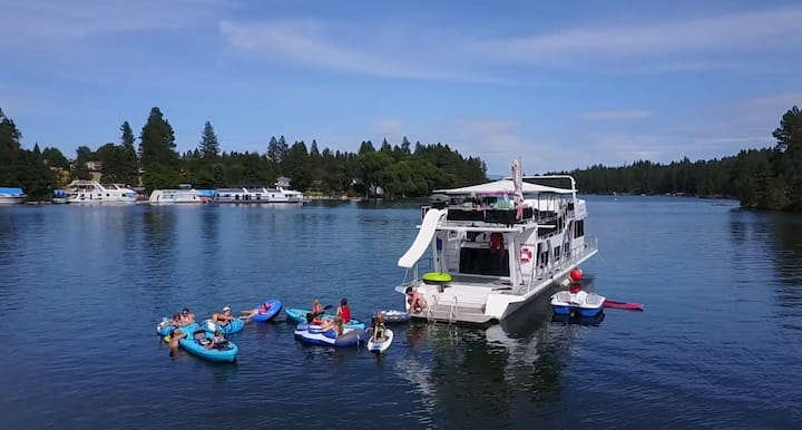 Houseboat Hourly Boat, jetski rental, Change Order