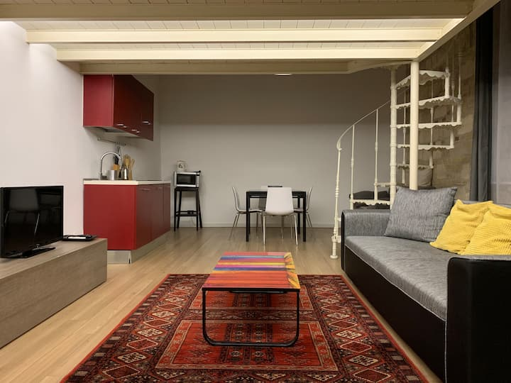 HEART of the CITY, SAFE&COSY apartment,FREE GARAGE