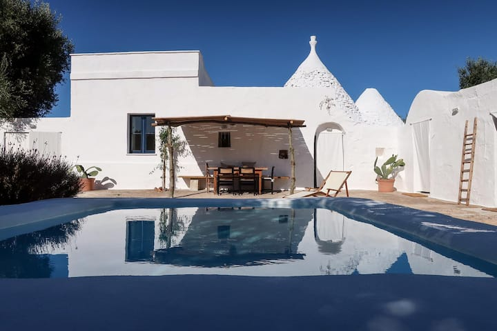 Trullo Sant'Anna for your rural experience