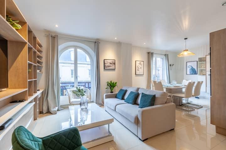Nice duplex Place Morny - 75sqm