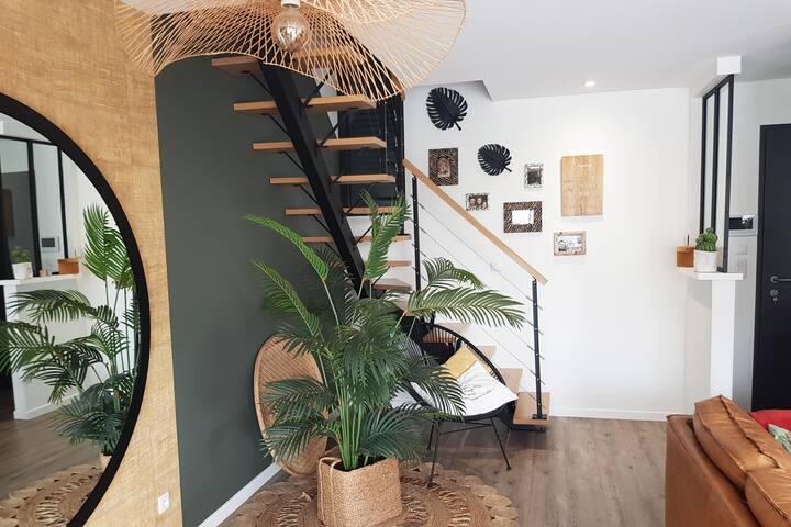 Maison design - 3min du Village Vendée Globe
