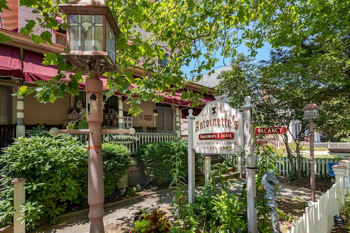Freddie's Loft - Antoinette's Apartments & Suites