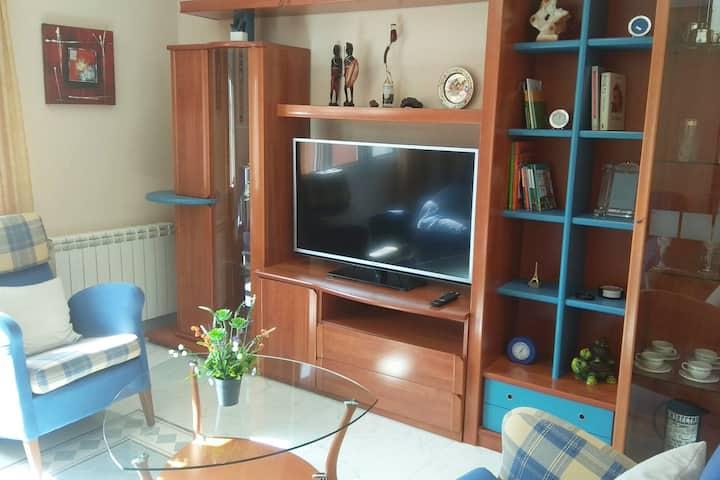 Apartamento centro ciudad 300M de la playa