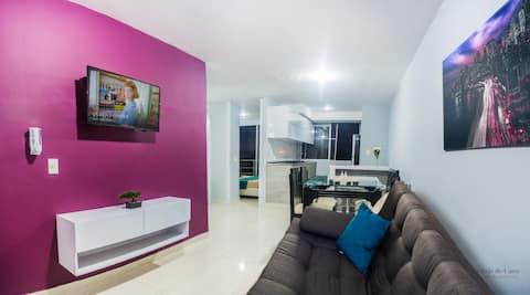 Modern apartment near to Parque del Café
