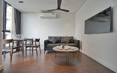 Modern/Quiet apartment/High-end quality near Lotte