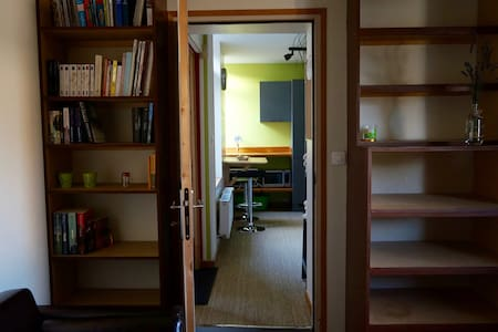 2 chambres dans un logement de 40m2, Flers-Bourg