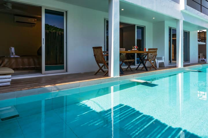 2 Bedroom Apartment with Pool on Ao Yon beach