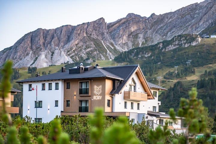 Mini-Apartment für 1 Person in Obertauern