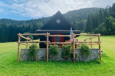 Tarvisio - Baita Salman Mountain Hut - Val Bartolo