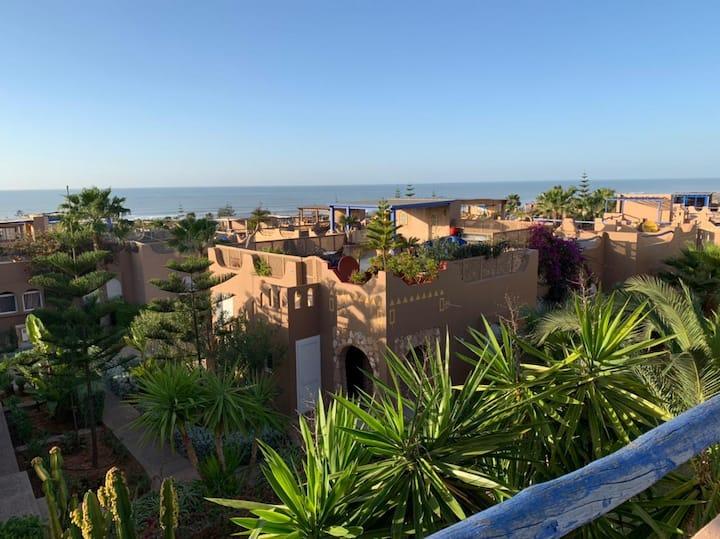 Villa du Bonheur Club Evasion à Sidi Boulfdail