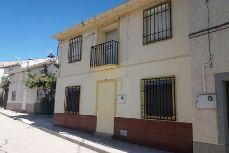 Casa de pueblo en Nerpio en la sierra del Segura.