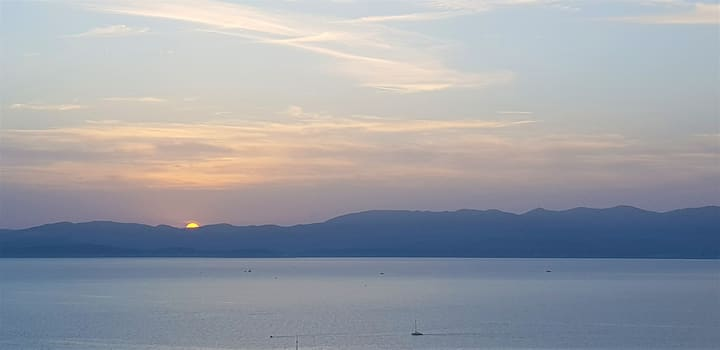 Breathtaking Sea and Chios View in New Apartment