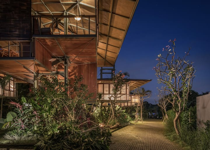 [SOFT LAUNCH SPECIAL] open space TREEHOUSE Canggu