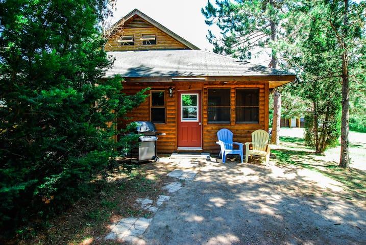 Kouchibouguac's Luxury Loft Cabins