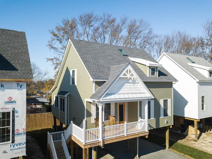 NEW! Shaw's Cottage - Bethany Beach