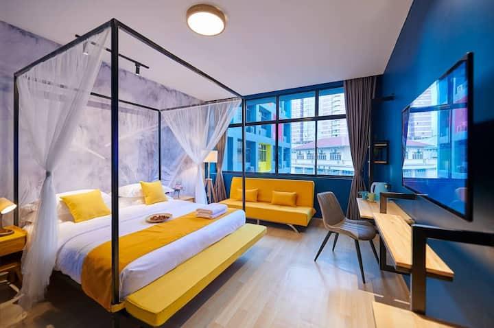 Couple Suites @ Kuala Lumpur City Centre
