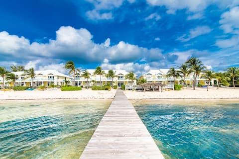Stunning Little Cayman 3 Bedroom Beach Townhouse
