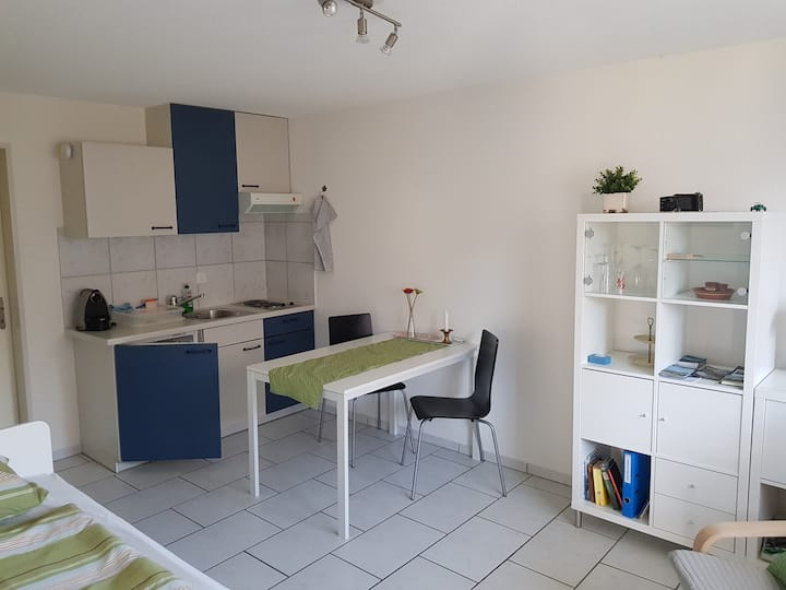 Studio Frutigen for 1 or 2 people