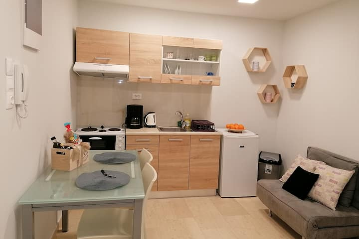 Chania central apartment in the heart of the city