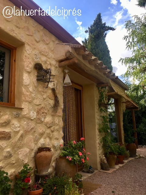 Habitación el Ciprés. 2 camas individuales