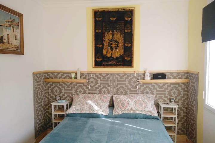 La Isleta, single/double rooms near to the beach