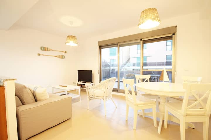 Apartamento Exclusivo Junto al mar