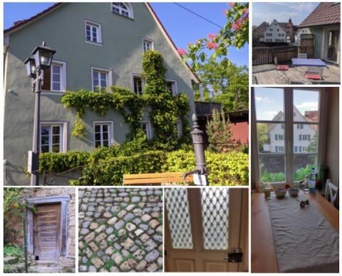 Hus 1820 (øvre etasje)