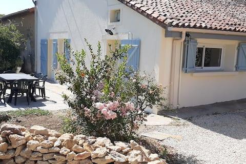 Affitto Casa Vacanza Le Hameau des Bordes  classificato 4 stelle