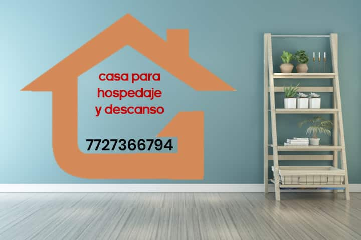 Casa completa independiente