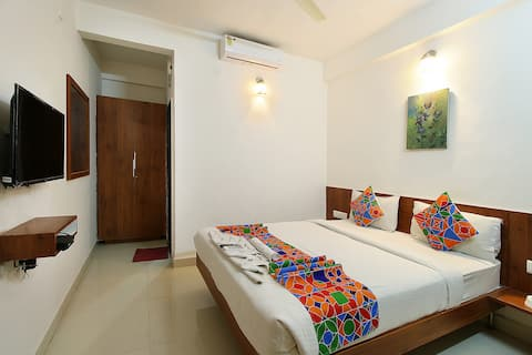 Cozy exclusive Independent single room+Breakfast