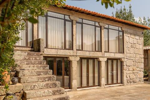 Casa da Eira - casa rural com piscina privada