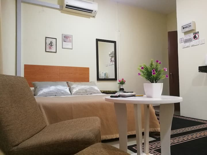 Family Room - 4 Pax @ FS Dimensi Motel