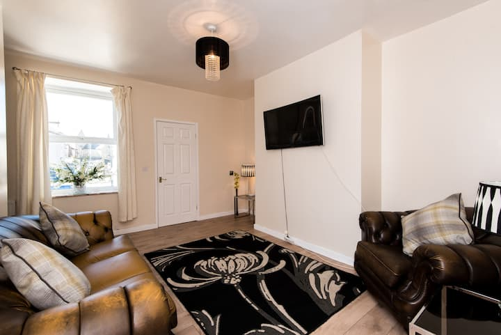 Two Bedroom Apartment in Annfield Plain