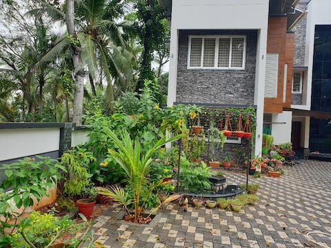 2 BHK  in a  quiet serene place close to ameneties