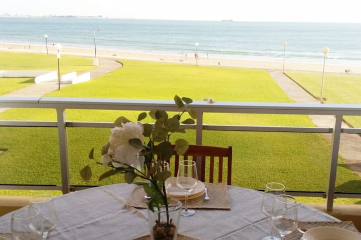 Fantástico apartamento a pie playa Vistahermosa