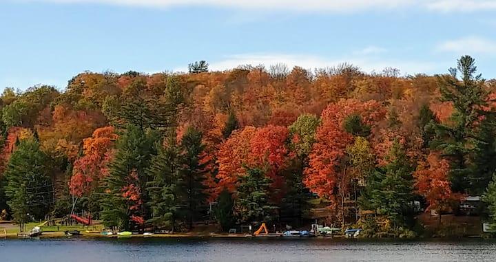 Marble Lake - Fall Beauty